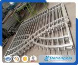 Grille résidentielle pratique de fer travaillé de sûreté (dhgate-26)