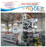 Linea di produzione di marmo d'imitazione del piatto dello strato del PVC di buona qualità