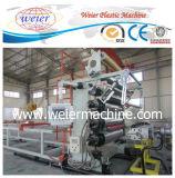 PVC機械を作る紫外線装飾的な石プラスチックPVC大理石シート