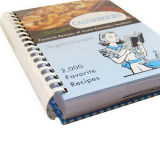 Mode Spiral Book et Notebook Printing Service