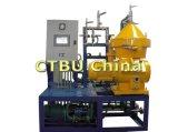 El purificador de petróleo centrífugo del lubricante trabaja a máquina el purificador de gas casero