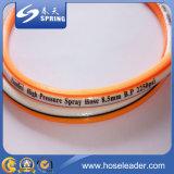 Boyau de PVC de fabrication de la Chine de boyau de PVC de boyau extensible à haute pression de jet de PVC beau
