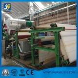 cadena de producción entera de 1092m m máquina de la fabricación del papel de tejido