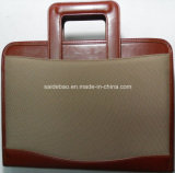 A4 Portfolio/Folder Newest Design File Folder с Flexible Handles