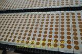 Linha de depósito dos doces do Toffee (PLC controlado)