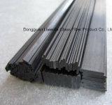 Korrosionsbeständiges Kohlenstoff-Faser-Blatt/Streifen/flacher Stab mit Leichtgewichtler