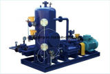 Doppelt-Stadium Vakuum, das flüssige Schleifen-Pumpe destilliert