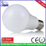 85lm / W E27 A60 5W LED gloeilamp, LED Light Bulb