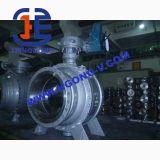 API/DINの空気の造られた鋼鉄トラニオンのフランジの球弁