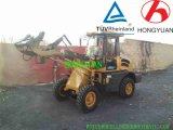 Zl10bのQuickhitchのセリウムを持つ小さい農場の車輪のローダーは承認した