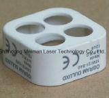 Le prix le plus inférieur de machine d'inscription de laser de fibre de bonne qualité de 50W