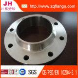 Плоский фланец стальной заварки стороны DIN2576 Pn10/16 S235jr
