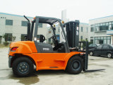 7ton Capacity Diesel Forklift с Isuzu Engine
