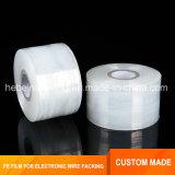 Película de estiramiento del PE para el abrigo del alambre eléctrico