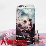 Huawei/iPhone7ケースのための機械を作るDaqin 2016の携帯電話の皮
