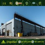 Usine préfabriquée économique de textile de construction de structure métallique