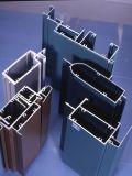 Extrusion en aluminium de haute précision avec le traitement extérieur