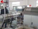 Máquina plástica de la protuberancia del tubo del tubo del HDPE