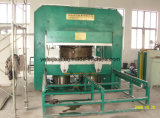 Machine en caoutchouc hydraulique de vulcanisation de presse