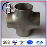 A234 / A105 forjado de montaje de acero al carbono Reducir Cruz con descuento grande