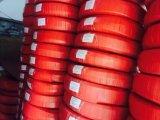 Boyau en caoutchouc tressé à haute pression DIN En853 de fil d'acier de boyau hydraulique de norme internationale