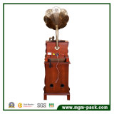 Phonograph de madera del estilo moderno del precio de fábrica