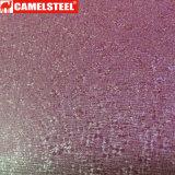 PPGL Farbe beschichtete, Galvalume-Stahlring mit Knickematt-Flitter/spezieller Art/setzt gut Preis fest