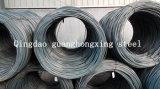 GB 08f, 10#, SAE 1006년, 1006b, SAE1008b 의 SAE1010 열간압연 철강선 로드