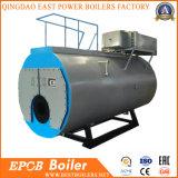 De nieuwe Stoomketel Met gas van de Boiler van de Olie van het Ontwerp Met Condensator
