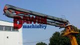 boum Individu-Montant 33m hydraulique de tour de 28m avec le fléau d'acier de 22.7m ou de 27.7m