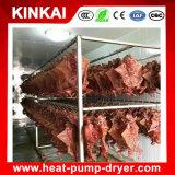 Secador espasmódico secado da carne do equipamento de processamento da carne da máquina de secagem da salsicha