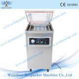 Type machine unique de fermeture sous-vide de Chamer (de stand PC DZ-500)