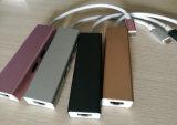 Eje multicolor del acceso de red del gigabit para MacBook, color: Negro