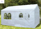 3X6m/10X20ft Auto Tent per il giardino Gazebo Sun Gazebo di Car Tent Outdoor Tent per Auto Tent