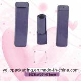 Tubo impaccante impaccante cosmetico personalizzato del rossetto del contenitore del rossetto del rossetto (YELLO-146)