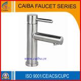 La salle de bains conçoit le robinet de bassin de l'acier inoxydable 304