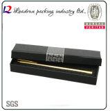 나무 포장 연필 선물 펜 상자 종이 전시 플라스틱 펜 상자 패킹 전시 상자 (YSD18)