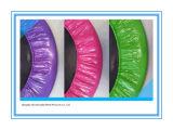 Trampoline 36 дюймов миниый цветастый с ручкой для малышей
