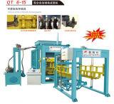 Qt6-15セメントのブロック機械