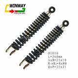 Ww-6293 Dio-50 Motorrad-Ersatzteil-Eisen-Stoßdämpfer