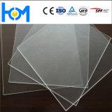 Painel solar fotovoltaico claro Vidro Vidro coletor de energia resistente