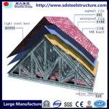 Coût de construction léger de construction de bâti en acier