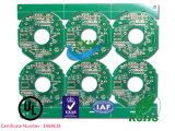 Placa do PWB do circuito integrado de 6 camadas para produtos electrónicos de consumo