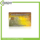 cmykビジネスSLE5542チップカードが付いている工場価格の接触のカード