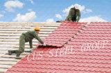 Лист плитки крыши металла цвета/толя цвета стальной