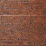 L'épreuve Eir de luxe de l'eau a gravé le plancher en bois en stratifié extérieur