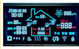 Индикация Stn LCD цифров Transflective LCD для очистителя воздуха