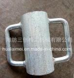 Traitement en acier d'accessoires de Scaffloding de construction