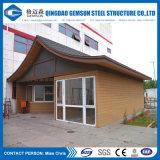 Chambre en acier légère modulaire préfabriquée de mode d'approvisionnement de la Chine