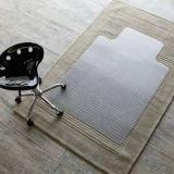 Schreibtisch-antistatische verzierte Stuhl-Matte Home Depot